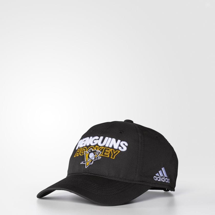 Penguins Adjustable Slouch Hat