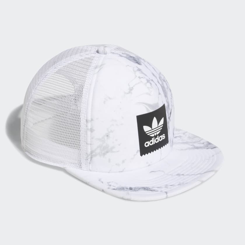 Marble Trucker Hat