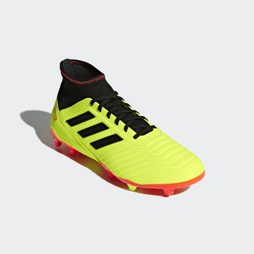 Zapatos de Fútbol Predator 18.3 Terreno Firme