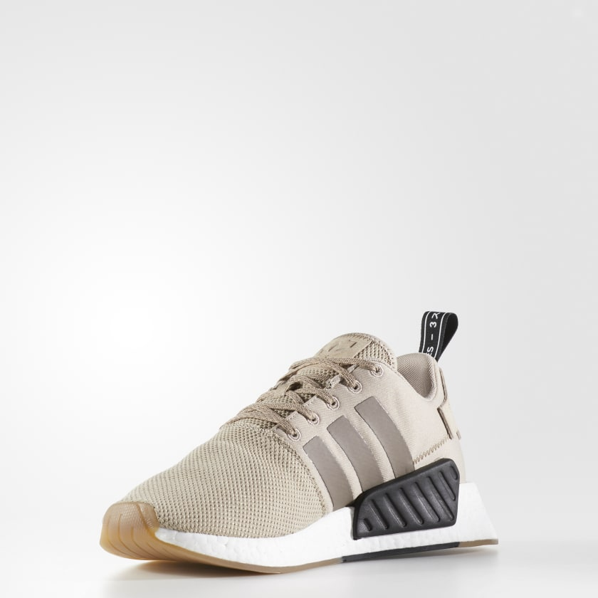 premium selection f21fd 631cf ... Womens Sneakers B071GTF3FM 2adc6 store 20c3d adidas NMDR2 Shoes -  Beige adidas UK db340 ...