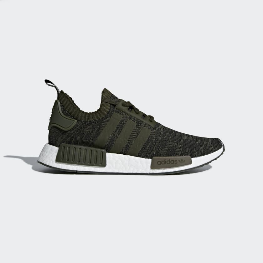 Adidas NMD_R1 Primeknit Shoes