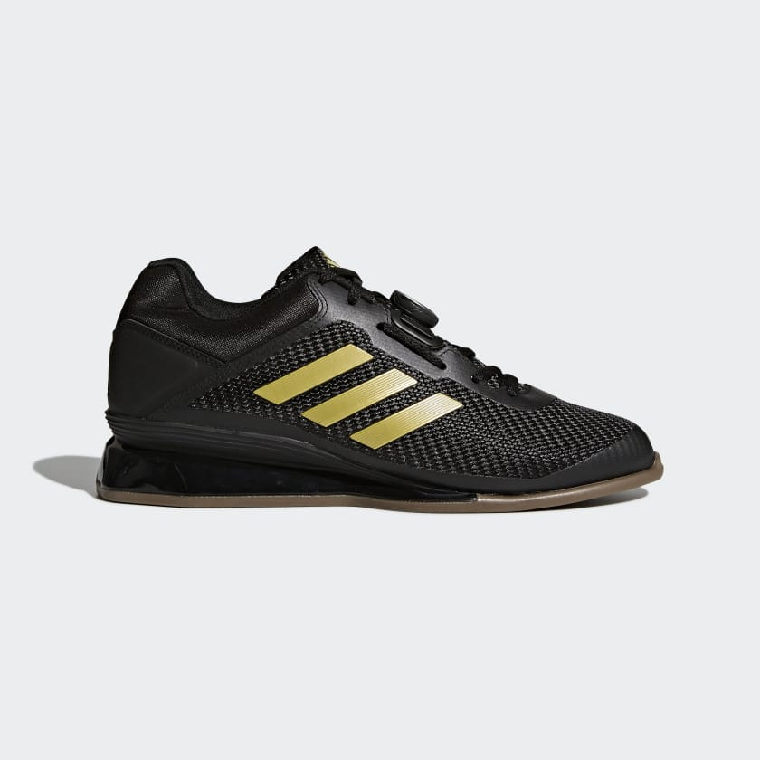 Adidas Mens Weightlifting Leistung 16 2.0 Shoes