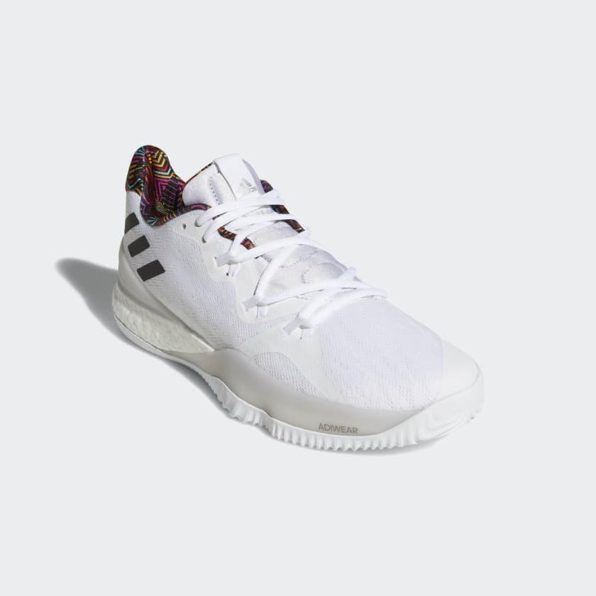 e549661a2b22 shop adidas crazy light boost 2018 low summer pack white men basketball  shoes bb7157 5a70b 20611  new arrivals crazy light boost 2018 47e0d 04fb2