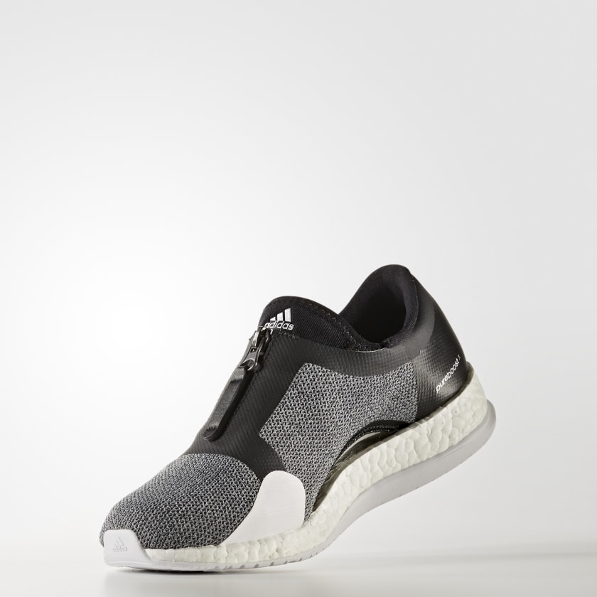 Pure Boost X Trainer Zip Shoes