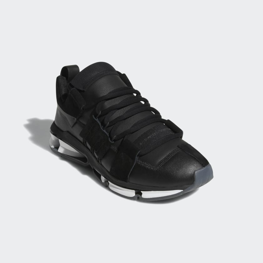 Adidasnappa lace-up athletic sneakers