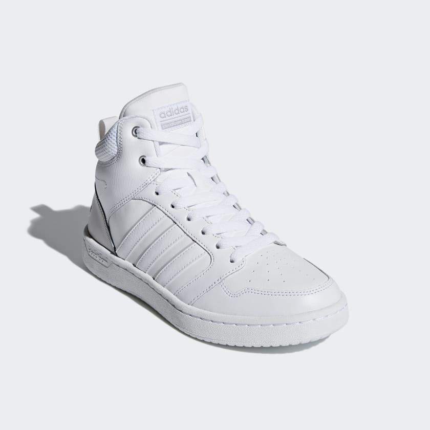 Buty Cloudfoam Super Hoops Mid Shoes