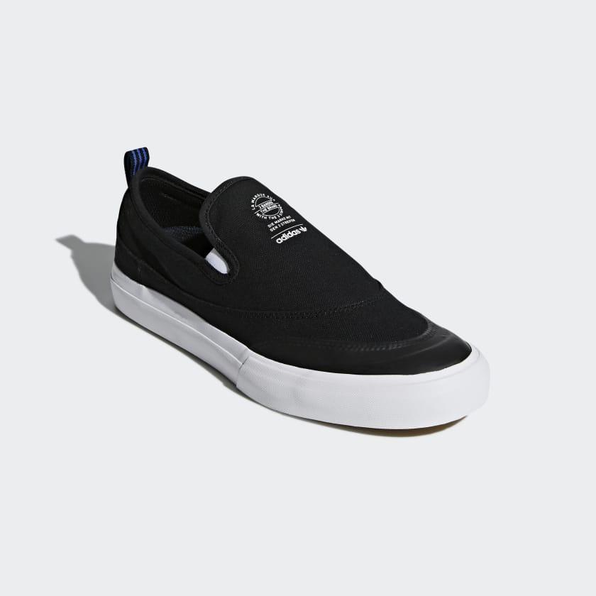 adidas Matchcourt Slip-On Sneakers In CQ1132