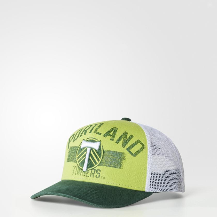 Portland Timbers Trucker Hat