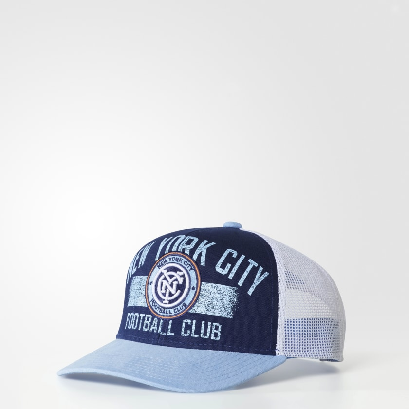 New York City FC Trucker Hat