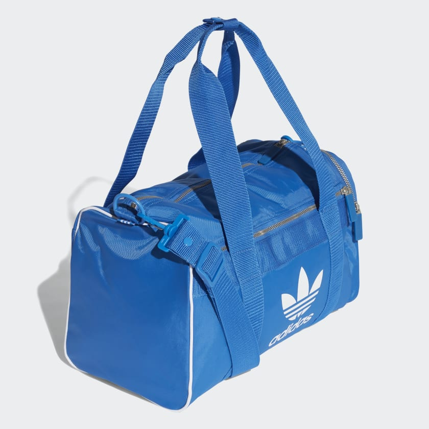 adidas Duffel Bag Medium - Blue  41bf83f8fe264
