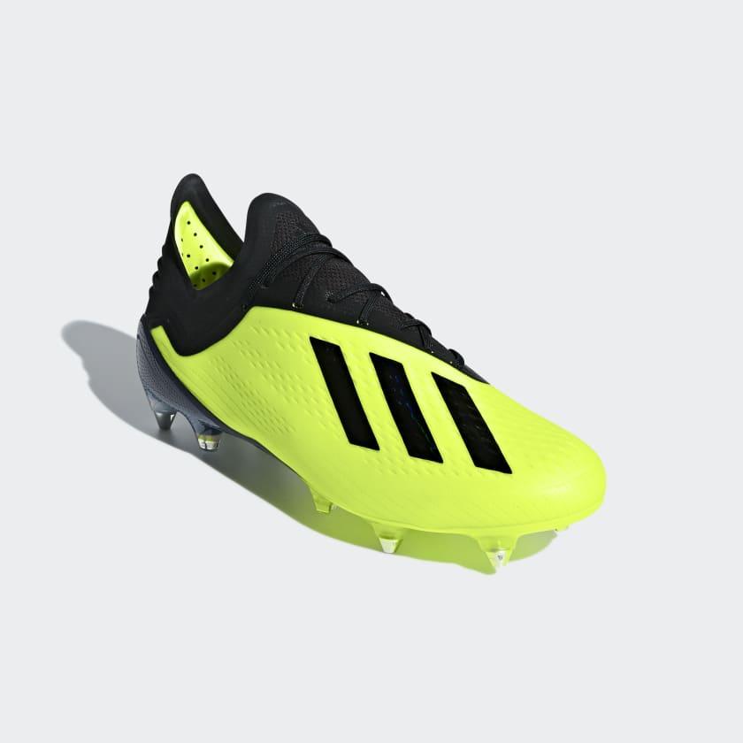X 18.1 Soft Ground Voetbalschoenen