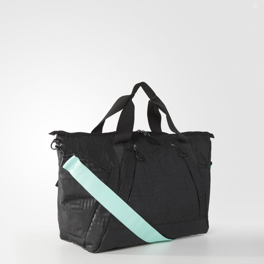 Adidas Studio 2 Duffel Bag Black Adidas Us