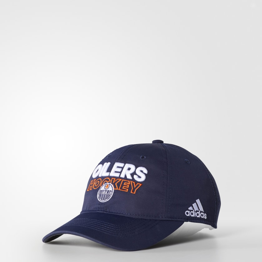 Oilers Adjustable Slouch Hat