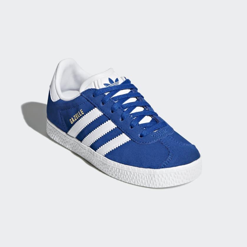 brand new 790b2 1d594 adidas Gazelle Shoes - Blue  adidas Ireland