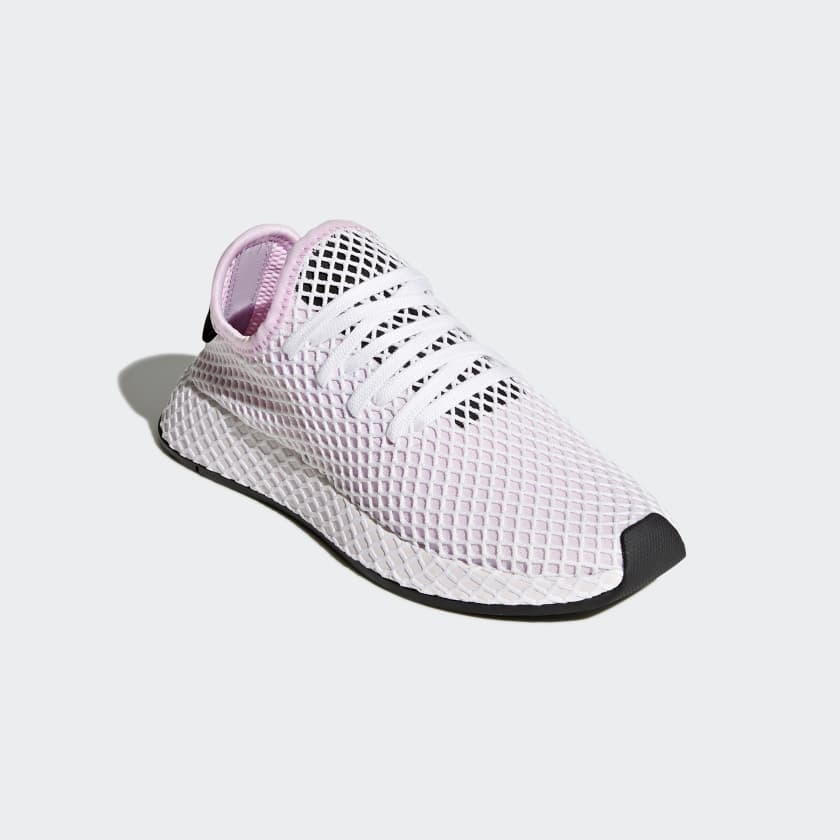 official photos 958c4 757b7 Chaussure Deerupt Runner - rose adidas  adidas France