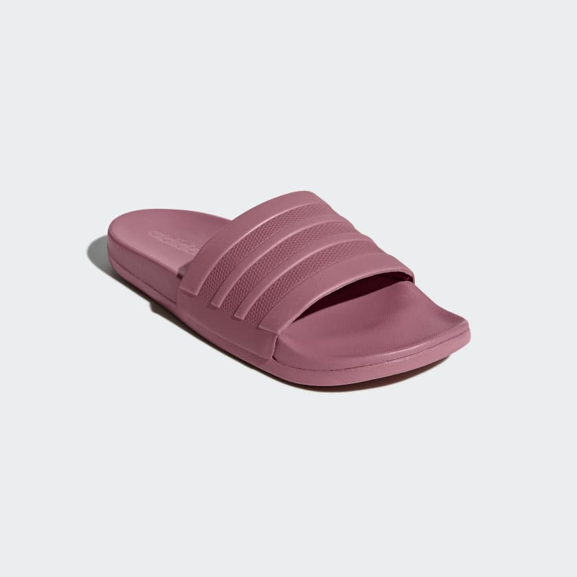Adilette Cloudfoam Plus Mono Slippers