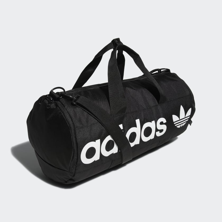 Paneled Roll Duffel Bag