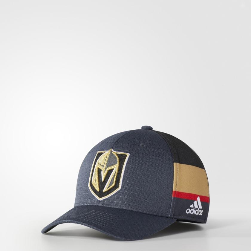 1f12182dc8a379 ... get golden knights structured flex draft hat e6b19 9a7d0