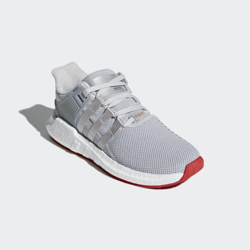 adidas argento eqt support