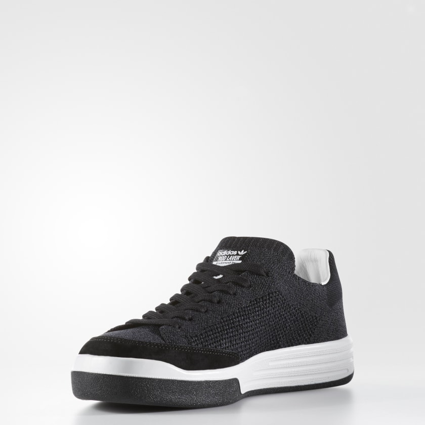 adidas Rod Laver Super Primeknit Shoes - Black | adidas US