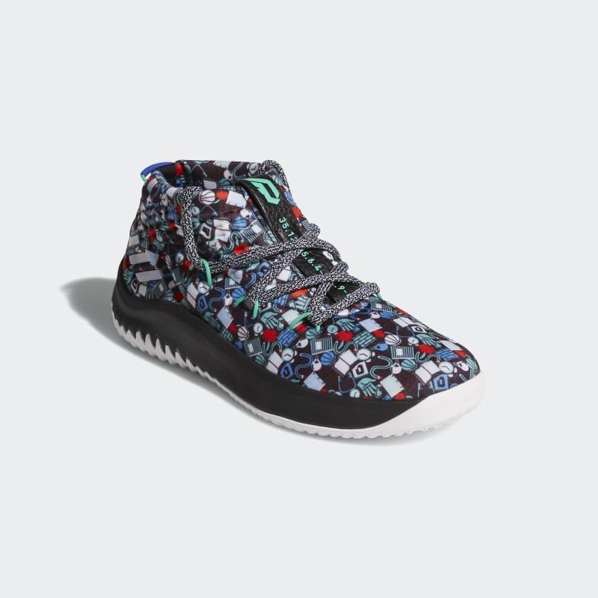 SM Dame 4 C Camp Shoe