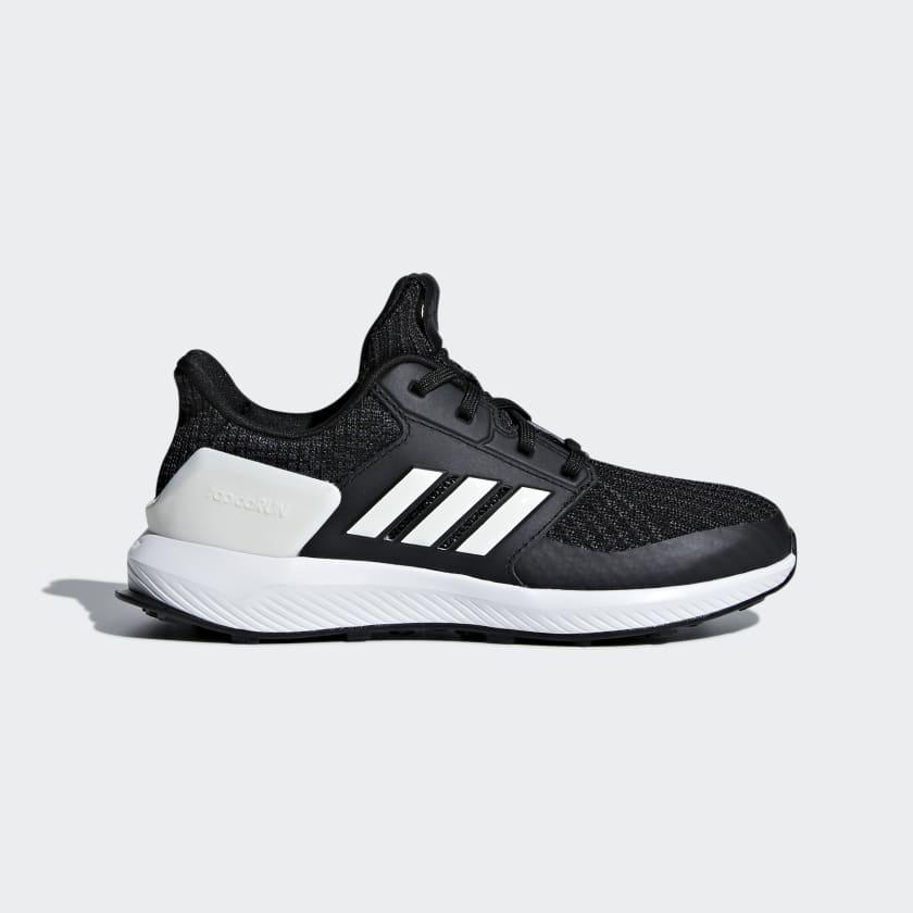 adidas Kids' RapidaRun Knit Shoes