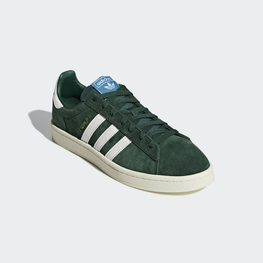 adidas Campus Shoes - Green  adidas Belgium