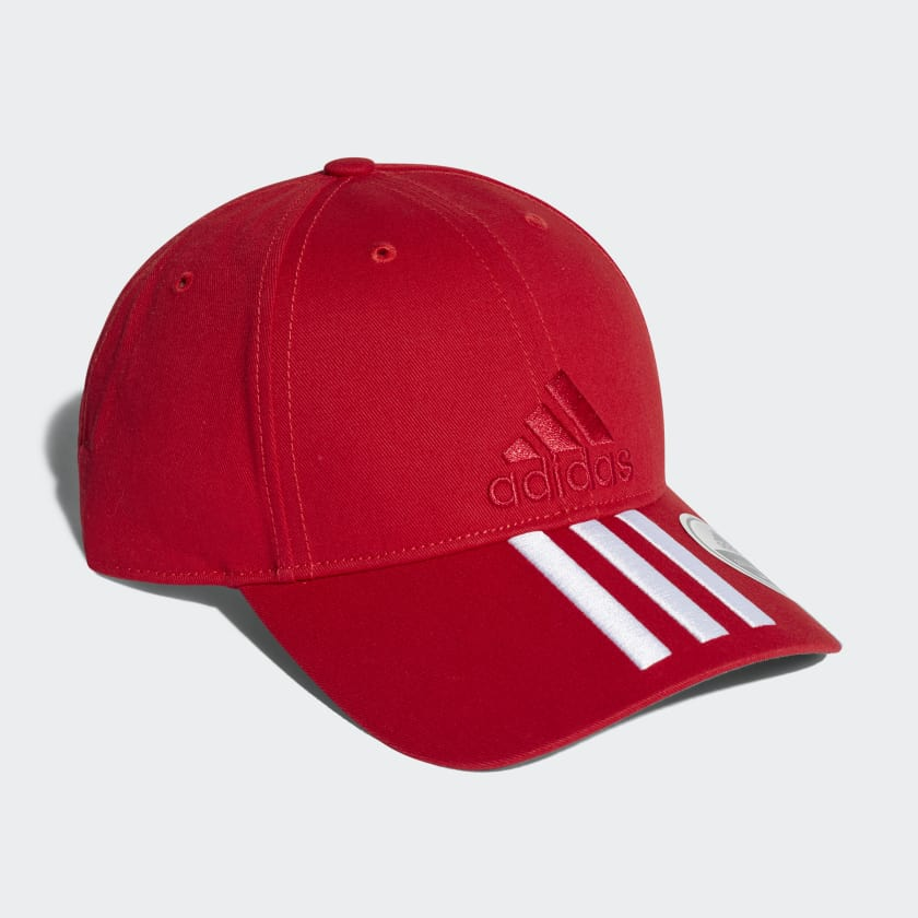 Six-Panel Classic 3-Stripes Cap