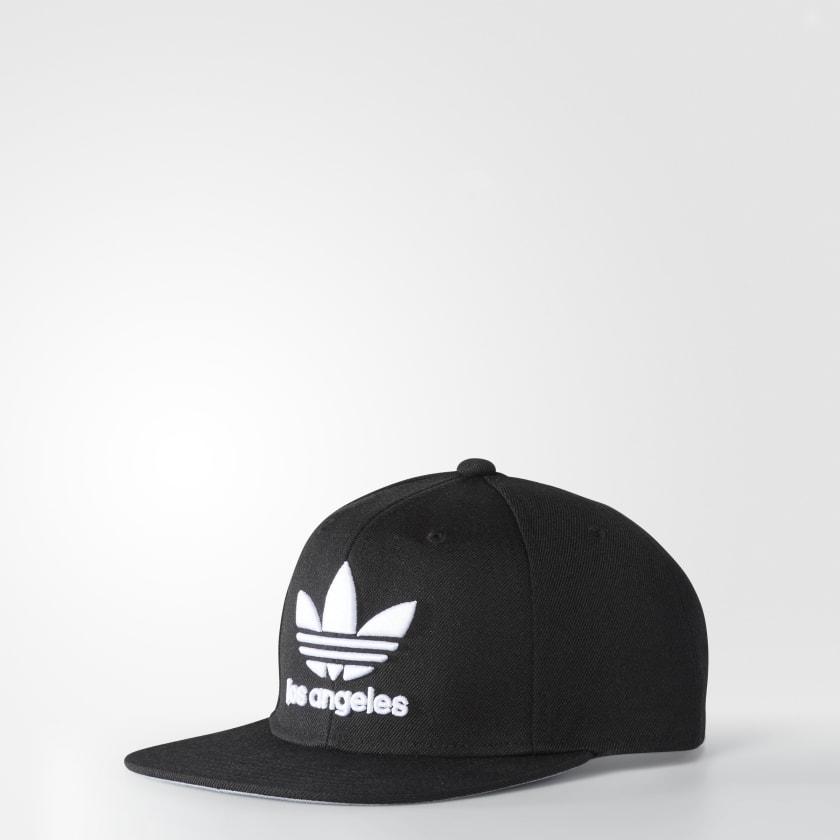 Trefoil City Snap-Back Hat