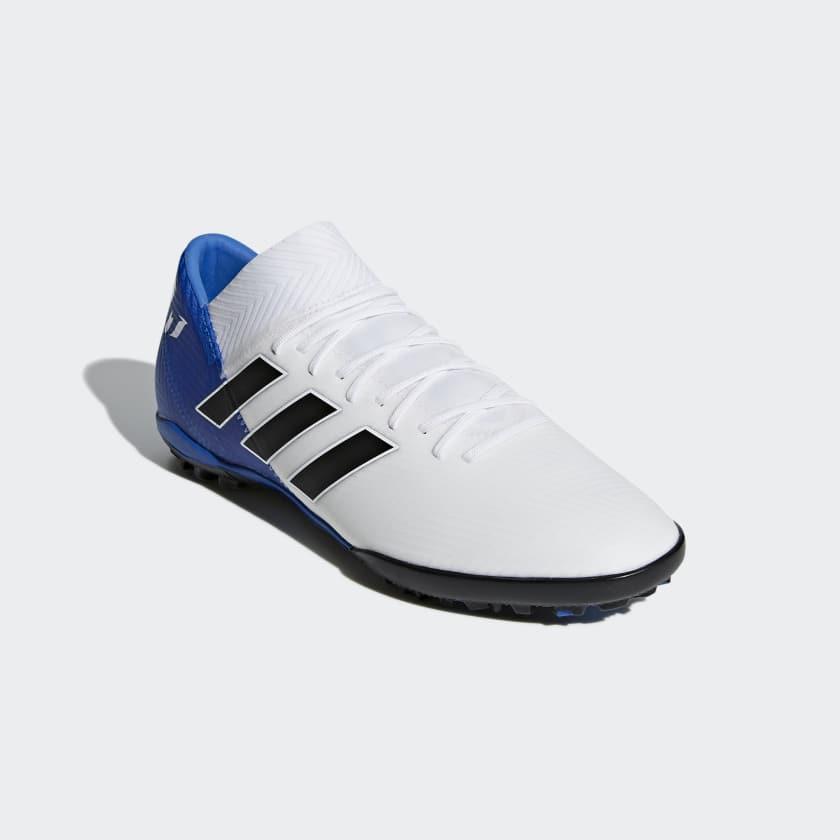 Zapatos de Fútbol Nemeziz Messi Tango 18.3 Césped Artificial