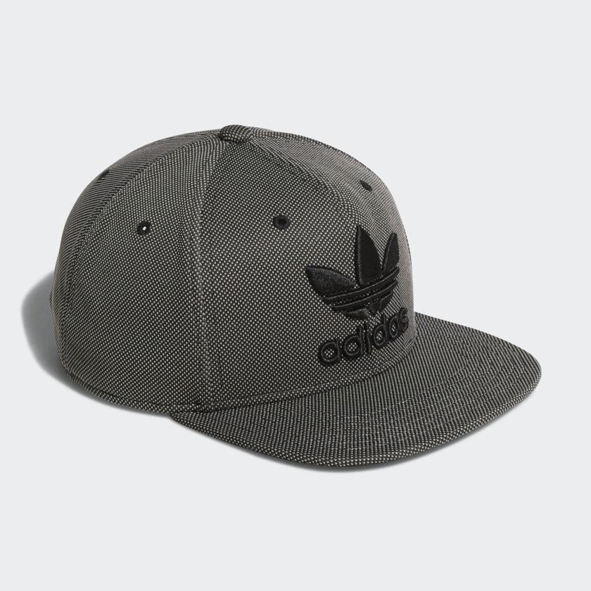 Trefoil Plus Snapback Hat
