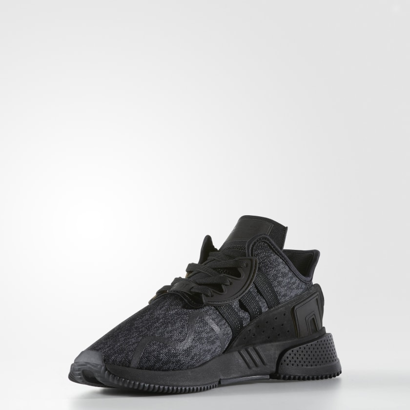 detailed look 7cc93 72688 adidas eqt cushion adv allblack by9507 ... 247881415e8c