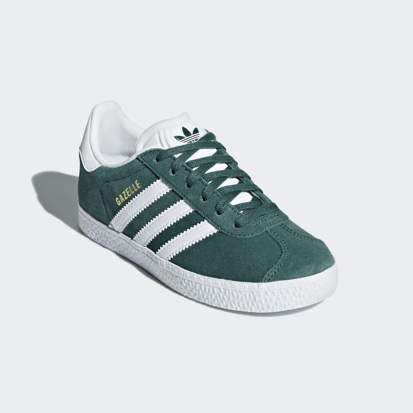 cheap for discount 0e6b1 c6087 adidas Gazelle Shoes - Green  adidas Ireland
