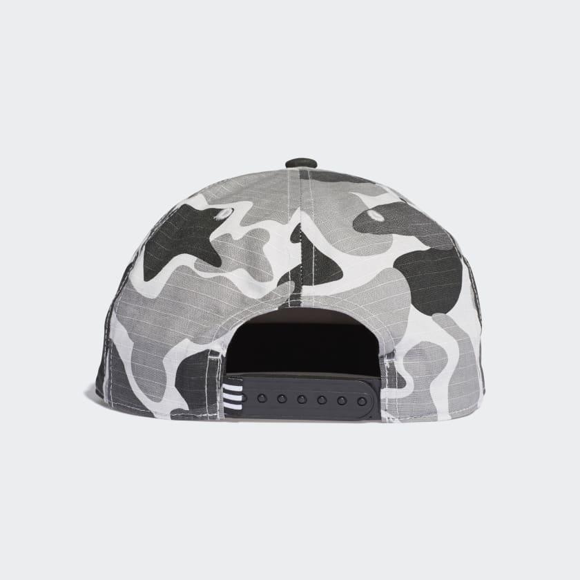 Gorra Camouflage Snapback