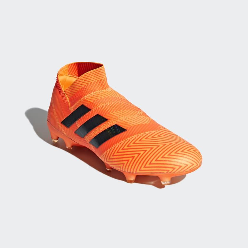 Calzado de Fútbol Nemeziz 18+ Terreno Firme