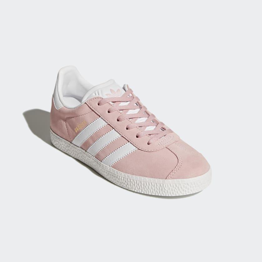 promo code e2920 ff03a adidas gazelle rosa