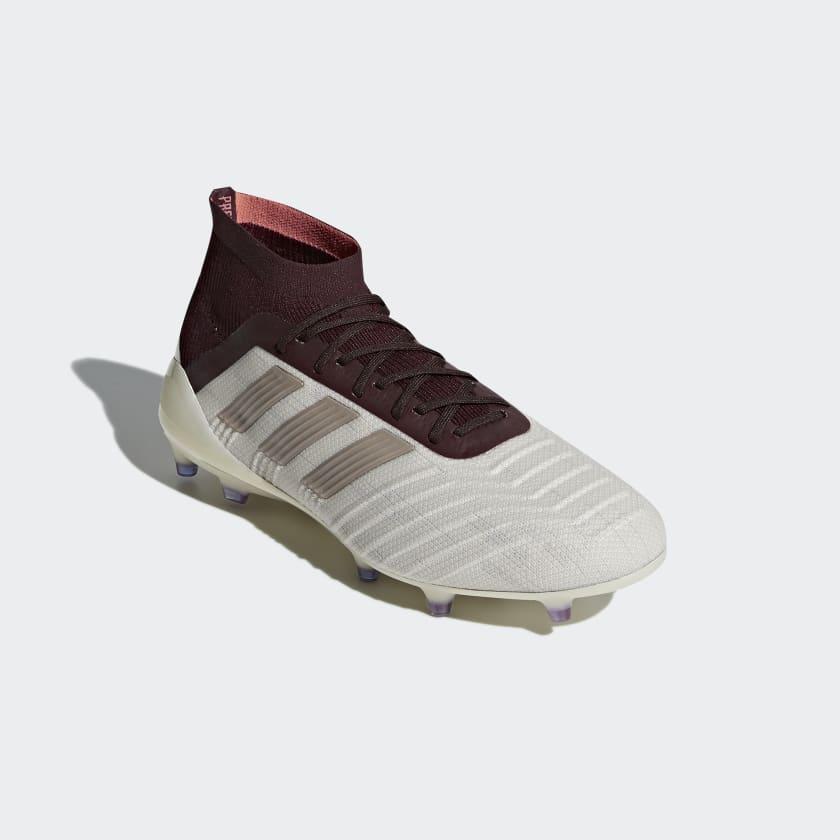 8754d63b2d84 inexpensive adidas predator precision fg blue grey footwear white  collegiate red ab01d 8463c  clearance predator 18.1 firm ground cleats  0eb7b 1343e