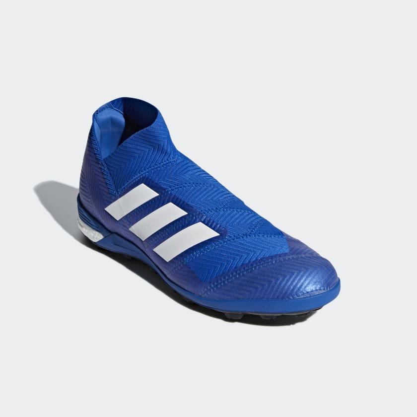 Zapatilla de fútbol Nemeziz Tango 18+ moqueta