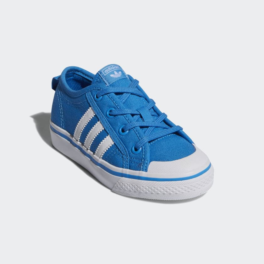 info for 0462d 625a8 adidas Nizza Shoes - Blå   adidas Sweden