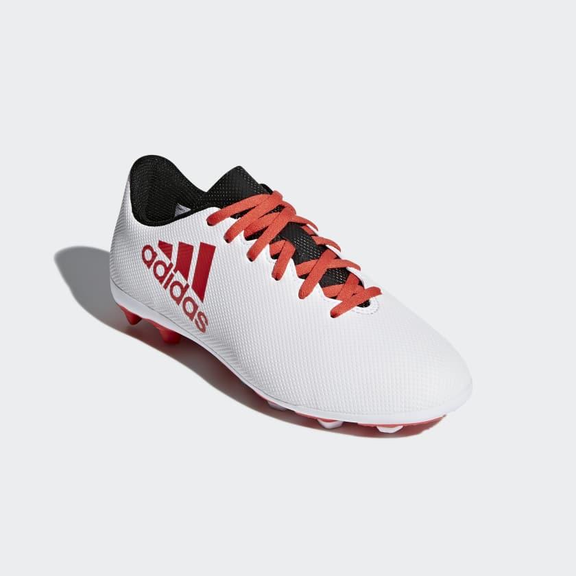 Botines de fútbol X 17.4 Terreno Flexible