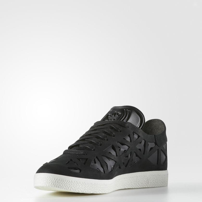 Gazelle Cutout Shoes