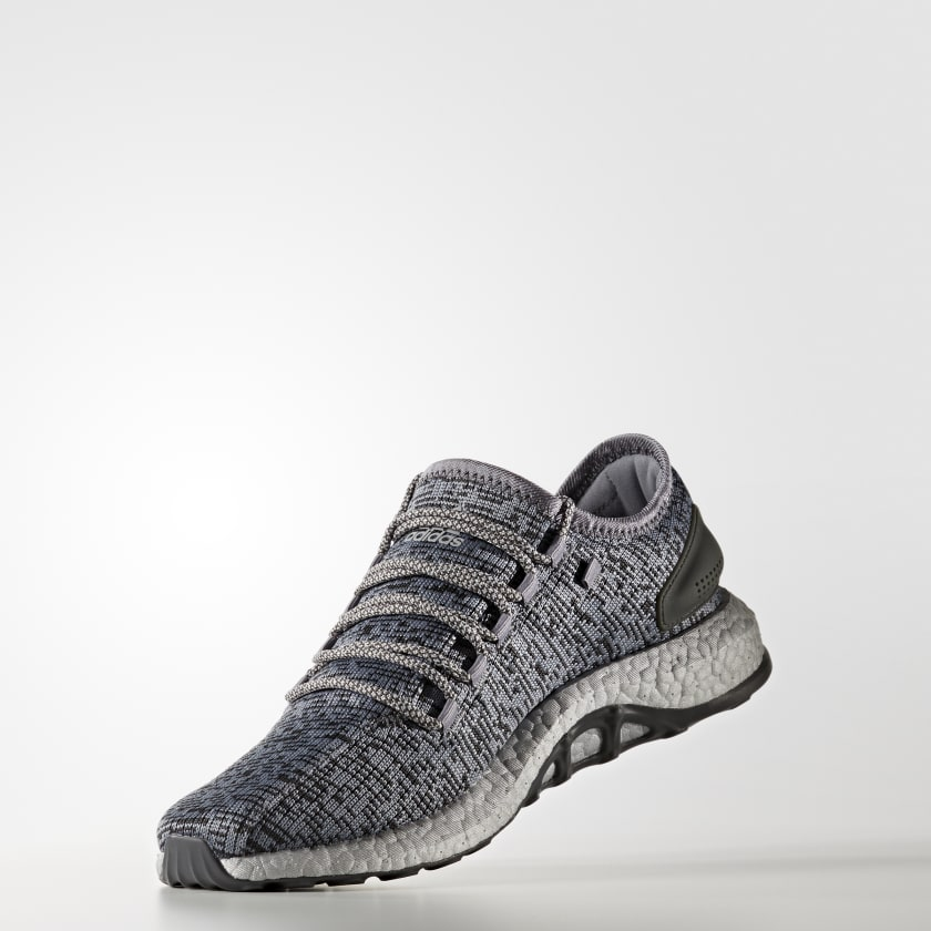 81ca41fb7 2017 adidas Pure Boost LTD   Triple Grey   Sneakers S80703 For Sale