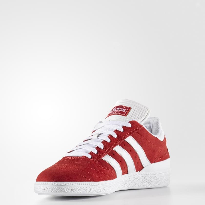 Adidas Busenitz Mens Originals Shoes Red KQJ9512