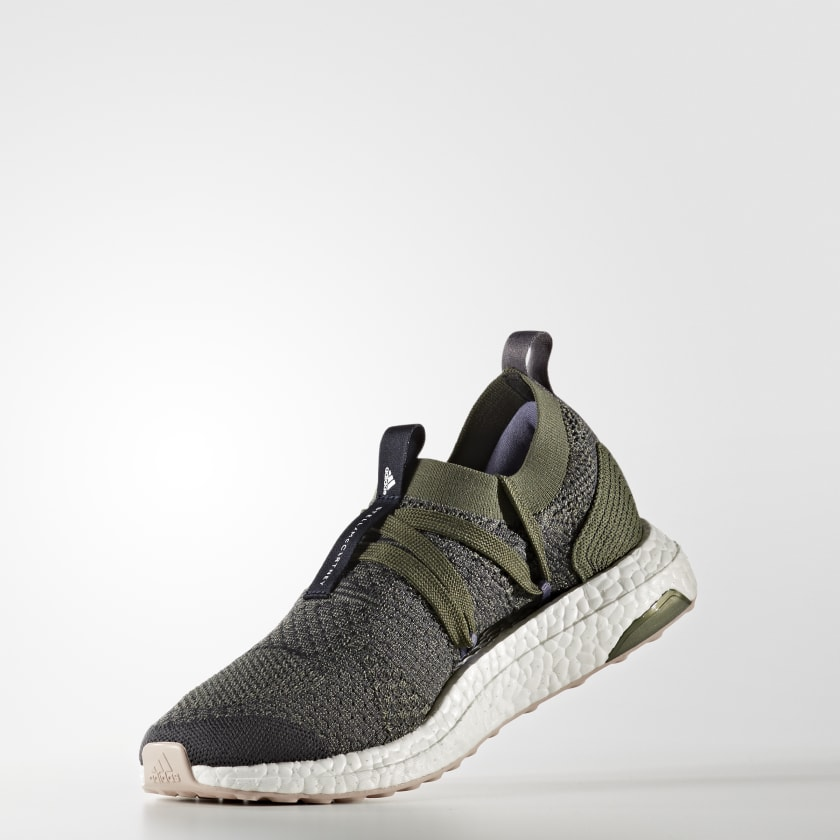 Adidas Ultra Boost X Stella McCartney Parley For The Oceans Base Green (CG3685)