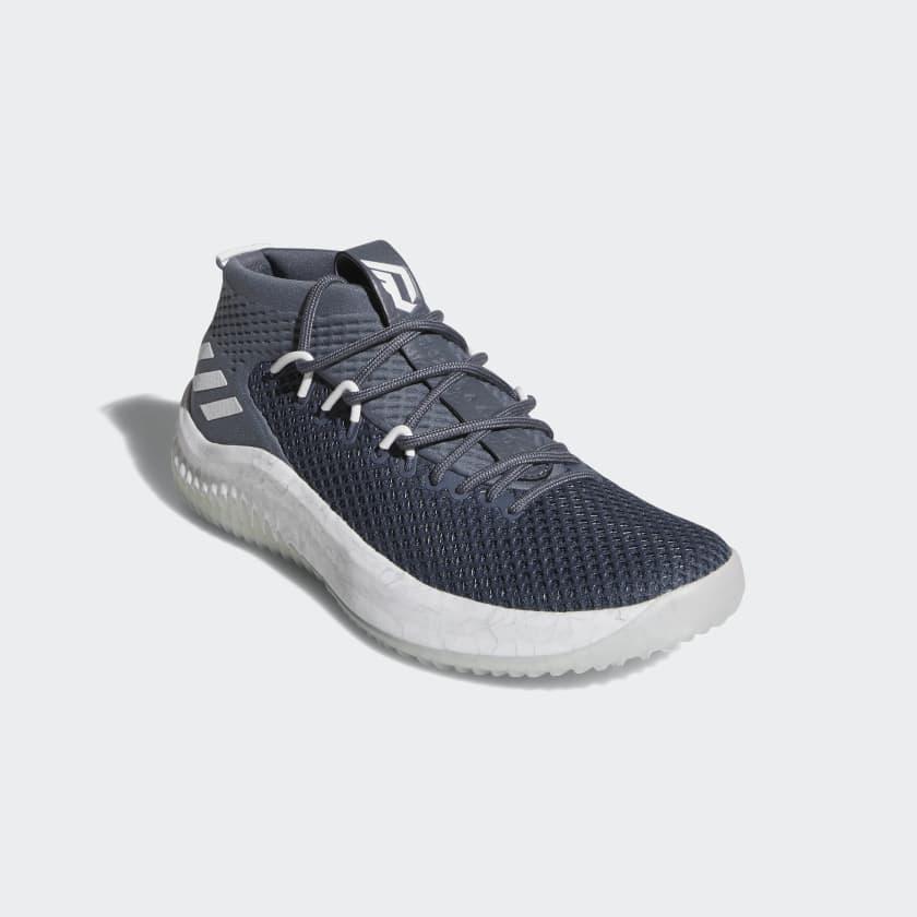 1803 adidas Dame 4 Men's Basketball Shoes AC8650
