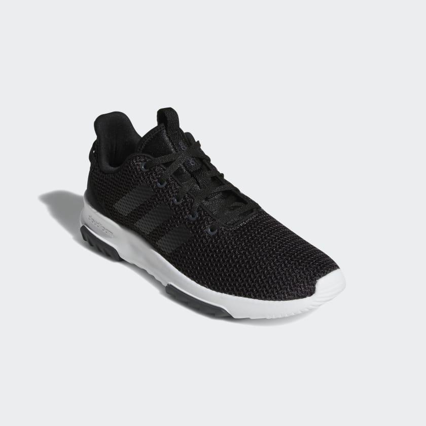 adidas CF Racer TR CloudFoam Grey One Footwear White Men Running Shoes DB0682
