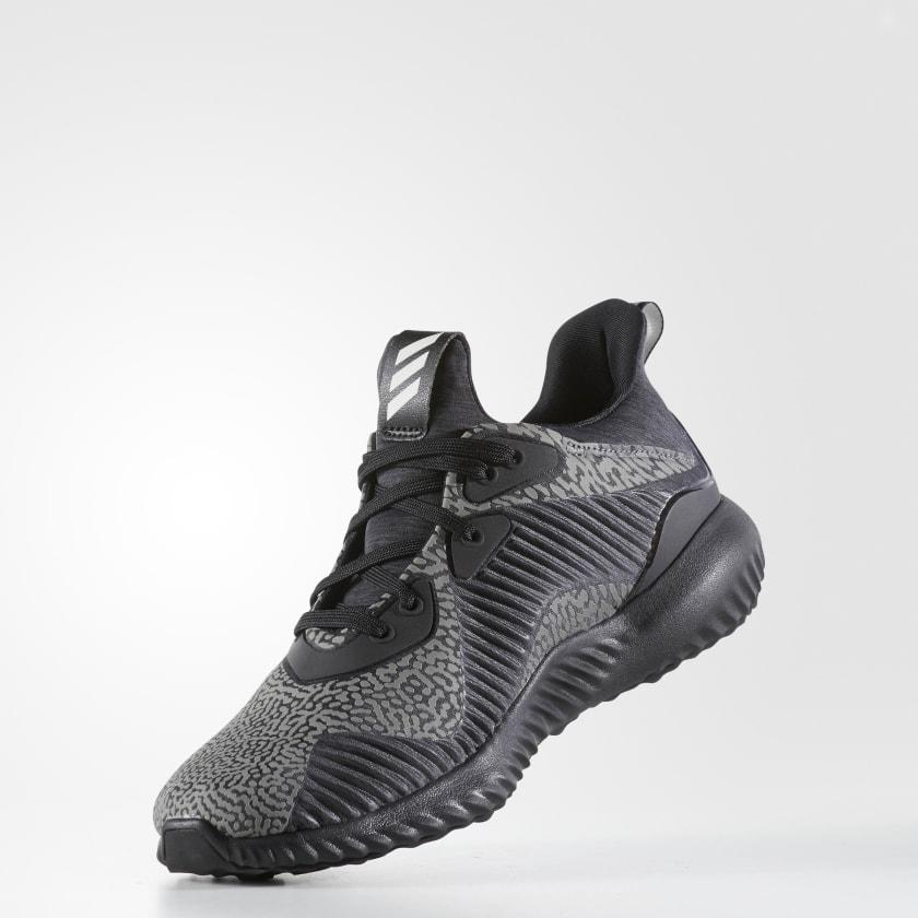 adidas Alphabounce HPC Women's Black/Black/Black DB0739