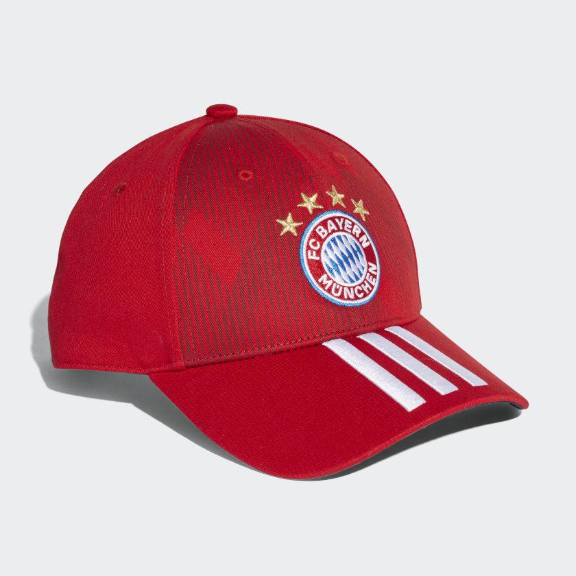 Gorra FC Bayern 3S 2018