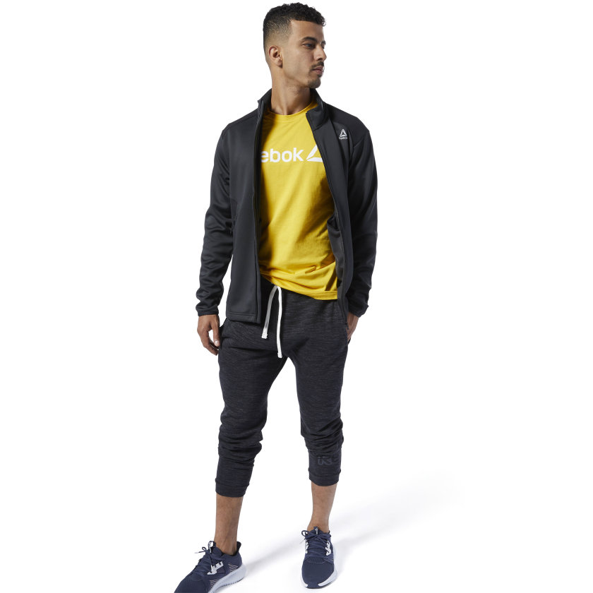 Reebok-Men-039-s-Linear-Read-Tee thumbnail 44