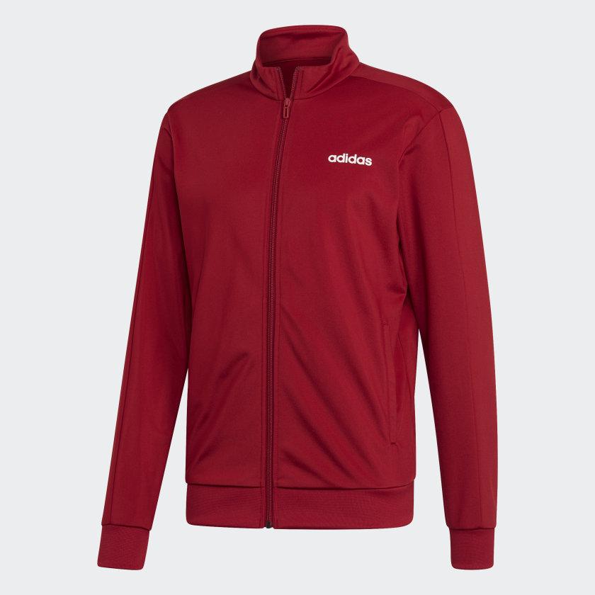 adidas-Basics-Track-Suit-Men-039-s thumbnail 20